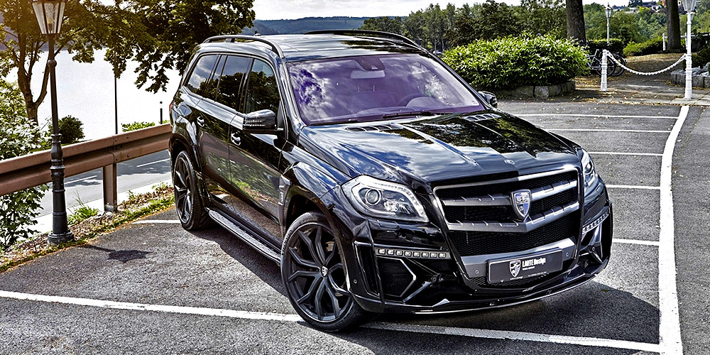 Larte Design Mercedes GL Black Crystal